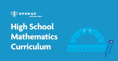 High School Math Curriculum